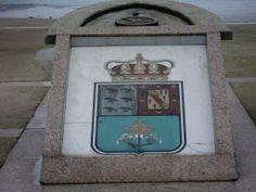 Escudo en Cudillero (Asturias)