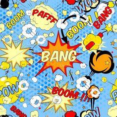 comic book speech bubbles. Patterns