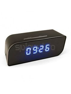 Spy Camera, Digital Alarm Clock, Hd 1080p, Wifi, Home Decor, Spy Cam, Decoration Home, Room Decor, Home Interior Design