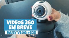 Vai ter tecnologia nova no Vlog! | DAILY VLOG #526 https://youtu.be/4_JtHAGXGk0