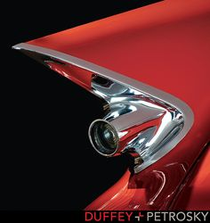1961 Chrysler 300 by Duffey Petrosky, via Flickr