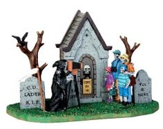Lemax Spooky Town Family Vacation Photo # 43068