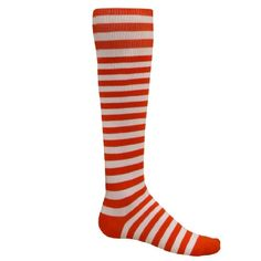 Red Lion Hot Red Lion Mini Hoop Athletic High Knee Sport Socks  Red  White  Small  *** Find out more about the great product at the image link.