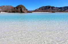 """Destinos que debes visitar en México de la """"A-Z"""" (I parte). La Paz - Playa Balandra"""