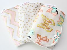 The Beautiful Butterfly Collection - Set of 3 by SugarPlumLaneBaby on Etsy https://www.etsy.com/listing/206718124/the-beautiful-butterfly-collection-set
