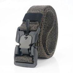 XL Military Police Security Tactical Urban Utility Adjustable Nylon Web Belt L