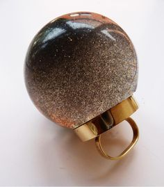 Image of I've Got The Whole, Wide Universe In My Hands Double Ring