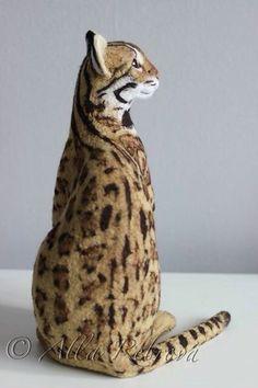 Benutzerdefinierte Haustier Portrait / ALC Asian Leopard von coalla