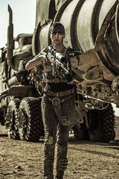 charlize theron furiosa - My new hero