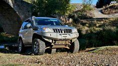 ✅Preparación Land Cruiser KDJ 125 | Código 4x4 Toyota Land Cruiser, Motor Diesel, Snorkel, 4x4, Monster Trucks, Vehicles, Wheels And Tires, Cars, Vehicle