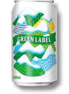 GREEN MOUNTAIN缶