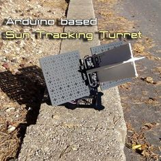 Picture of Arduino Sun Tracker Turret