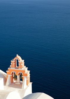 Sea view from #Oia, #Santorini