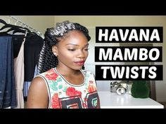HAVANA MAMBO TWISTS | TUTORIAL + EVERYTHING YOU NEED TO KNOW! - YouTube