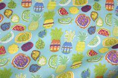 Dapper 15 6488-4 Katoen tropical turquoise