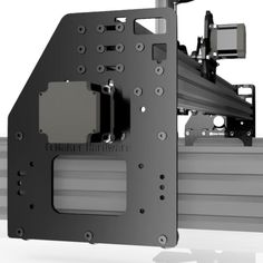 This is a complete set of parts required for the mechanical only build of the OpenBuilds Ox CNC Router. Cnc Software, 3d Printer Kit, Stepper Motor, Cnc Machine, Cnc Router, Diy Tools, Asian Pork, Pork Belly, Ox