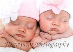 Twin girls? <3