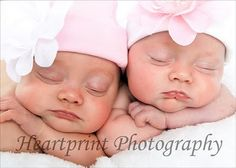 Twin girls? <3