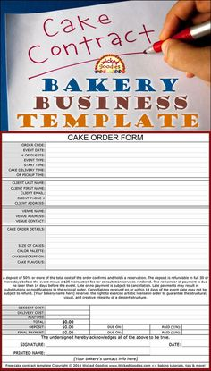 Cookie Order Form Logo Free Download Available For Free