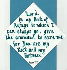 Lord, be my Rock of Refuge.... www.thegoodnewscartoon.com www.facebook.com/TheGoodNewsCartoon