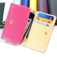 Apple iPhone 4 Leather Case (Card Holder)