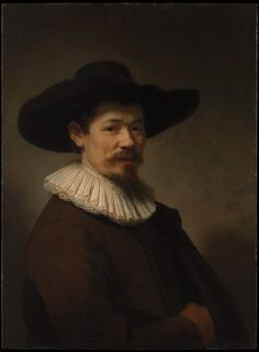 Rembrandt (Rembrandt van Rijn) (Dutch, 1606–1669). Herman Doomer (born about 1595, died 1650), 1640. The Metropolitan Museum of Art, New York. H. O. Havemeyer Collection, Bequest of Mrs. H. O. Havemeyer, 1929 (29.100.1)