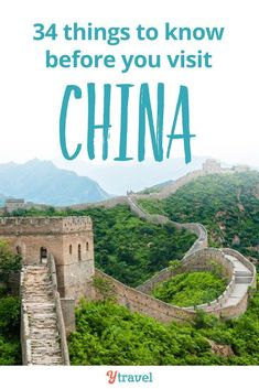 34 China Travel Tips : Planning a trip to China? I lived in China for years and here are my insider travel tips on 34 things to know before you visit China so you enjoy your China travel experience. Living In China, Visit China, International Travel Tips, China Travel, China Trip, Europe Travel Tips, Travel Trip, Things To Know, Solo Travel