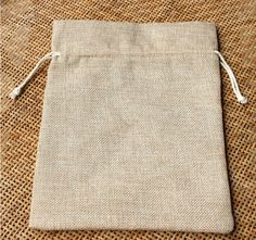 Find More Packaging Bags Information about 7*10cm 10pcs Vintage Style Jute Sacks Drawstring gift bags for jewelry/wedding/christmas/birthday Packaging Linen pouch Bags,High Quality bag pieces,China gift bags for cheap Suppliers, Cheap gift bags canada from Playful beauty department store on Aliexpress.com