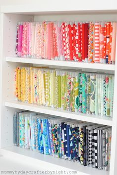 Whipping My Fabric Stash Back Into Shape | Review of Polar Notions + Giveaway