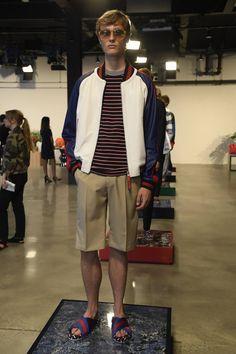 Tommy Hilfiger Spring-Summer 2017 New York Fashion Week Men's