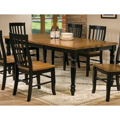 Found it at Wayfair - Courtdale 7 Piece Dining Set