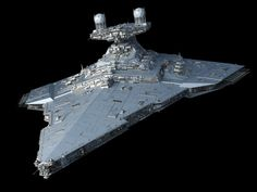 ArtStation - Victory-class Star Destroyer, Ansel Hsiao
