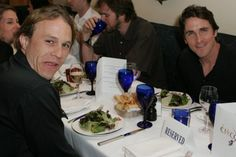 Heath Ledger y Christian Bale
