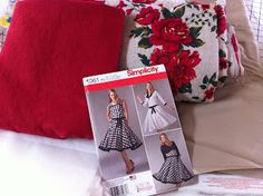 Sew Chic Pattern Company: Simplicity Sew Along Week 1