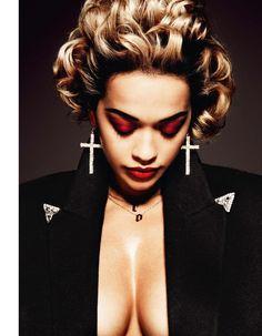 Rita Ora, Interview Germany, July/August 2013