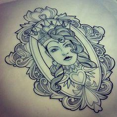 Done by Gwendolyn Williams.