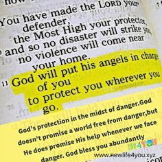 God I know that everyone is not perfect and we need protecting from the enem. Prayer Scriptures, Prayer Quotes, Bible Verses Quotes, Faith Quotes, Spiritual Quotes, Bible Verses For Hard Times, Faith Verses, Bible Prayers, Affirmation Quotes