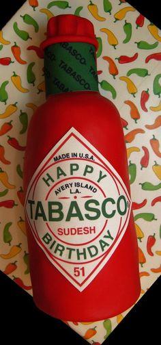 Tabasco Cake