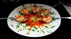 Shark and shrimp ceviche [homemade] : food