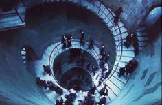Getting tired from climbing all those stairs up to the dormitories. | 21 Personal Struggles Only Ravenclaws Will Understand