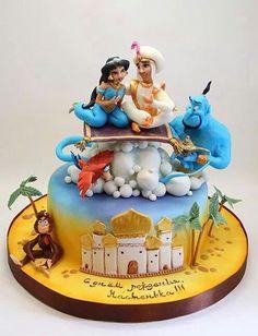 Disney ~ Aladdin cake