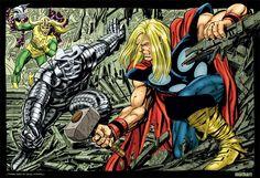 Image result for Thor vs Destroyer