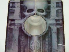 "Emerson Lake & Palmer - Brain Salad Surgery - ""Jerusalem"" - Prog Rock - Original Manticore Records 1973 - Vintage Vinyl LP Record Album by notesfromtheattic on Etsy"