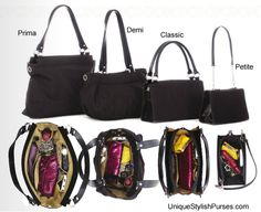 How Much Can You Fit Into A Miche Bag Uniquestylishpurses