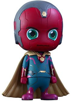 Avengers Age of Ultron Cosbaby (S) Minifigur Serie 2 Vision 9 cm Toys Marvel figures. Avengers Age of Ultron Cosbaby (S) Mini Figure Series Spielzeug Marvel Figures . Marvel Avengers, Thanos Marvel, Chibi Marvel, Avengers Series, Marvel Dc Comics, Marvel Heroes, Marvel Vision, Age Of Ultron, Baby Wunder