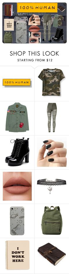 """""""naomi"""" by tay-mew on Polyvore featuring Everlane, Aéropostale, MadeWorn, WithChic, Incoco, Betsey Johnson, Yeah Bunny, Herschel Supply Co. and ban.do"""