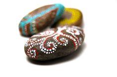 wonderful - painted stones