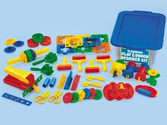Classroom Clay & Dough Designer Kit at Lakeshore Learning