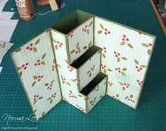 "3-Step Card Tutorial (4 1/4"" x 6"" card) My Craft Room: TutorialsTuesday,"
