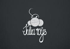 Logo knitting